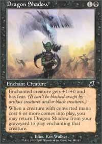 Magic: the Gathering - Dragon Shadow - Scourge ()