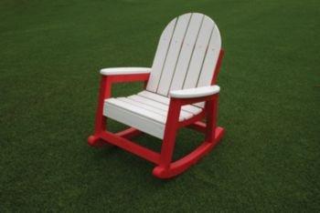 Kids Alexandria Chair Finish: Brown