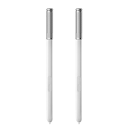 Awinner replacement Stylus Touch S Pen for Galaxy Note 3 -Free Lifetime Replacement Warranty (White-2Pack) (Galaxy Note 3 Stylus)