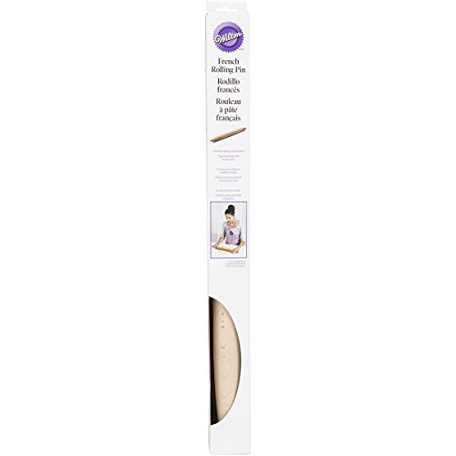 Wilton 2103-4376 French Rolling Pin,