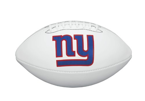 aph Football New York Giants (Wilson Nfl Autograph)