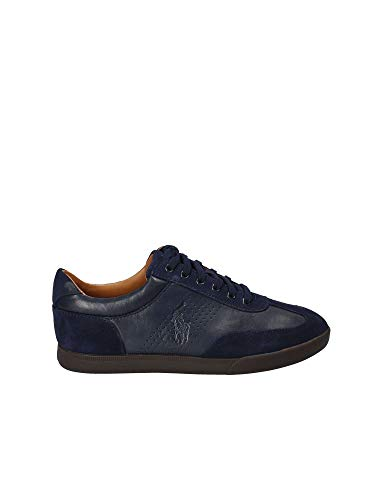 Polo ralph lauren 816710075003 Sneakers Uomo Blu 40