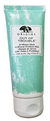 Origins Out Of Trouble& 10 Minute Mask To Rescue Problem Skin (10 Minute Mask To Rescue Problem Skin)