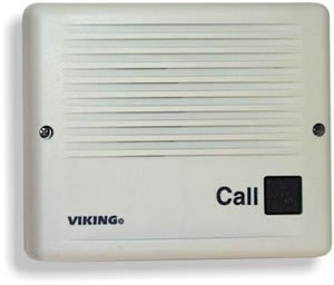 Speaker Phone with Push Button by Viking