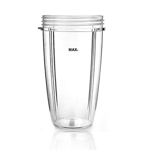 32oz Cup Replacement Compatible with NutriBullet - Large Ble