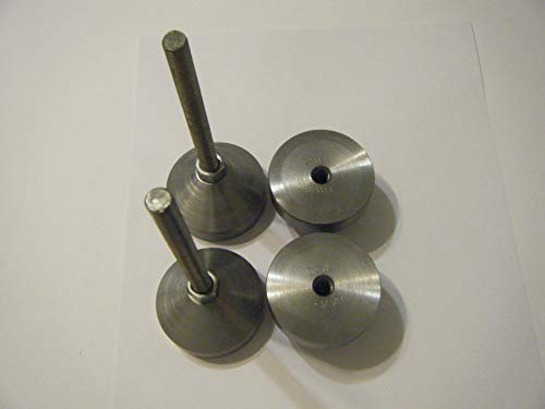 Davis 2 3/16'' Steel Two Hole pins by Davis (Image #1)