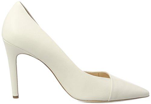 10 Tacón 9030 Högl Blanco 1400 Zapatos Ivory 5 para de Mujer Ax5xq7Tw