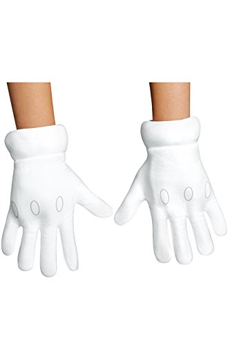 (Nintendo Super Mario Brothers Child Gloves, One Size)