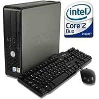 Dell Optiplex - Intel Core2Duo E7500 2.93GHz - NEW 2GB DDR3 RAM - 250GB SATA HD - DVD-RW Windows 7 - (Certified Reconditioned) (Certified Refurbished)