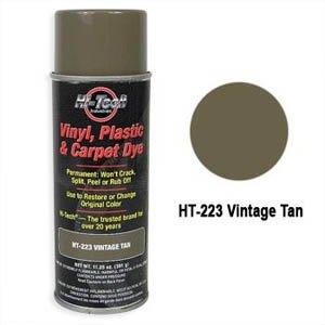 Detail King Hi-Tech Medium Blue Vinyl Plastic & Carpet Aerosol Dye