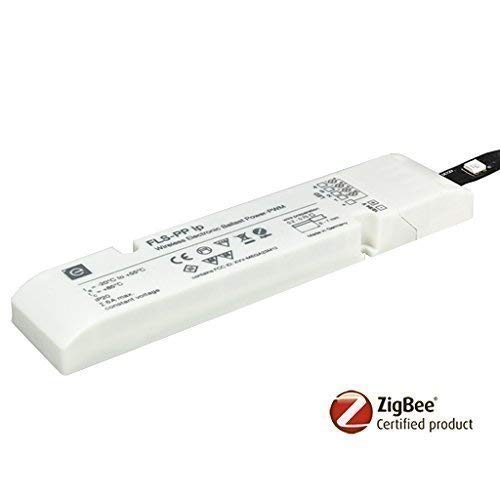 Wireless electronic ballast FLS-PP lp with Power PWM interface for RGBW and RGB lights (12/24V LED/LED stripes), ZigBee certified product dresden elektronik ingenieurtechnik gmbh BN-600057