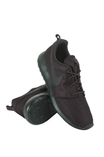511882 Training Run Portwein Laufschuhe Damen Roshe Schwarz Nike Bgz1EE