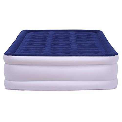 Peppydazi 203x152x46CM Outdoor Air Mattress Double Person Comfortable Inflatable Cushion by Peppydazi (Image #7)