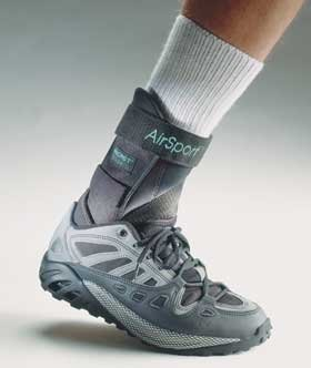 AirSport Ankle Brace, Small, Left, Item # 64484