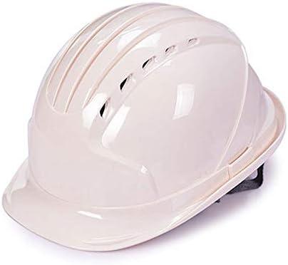 MEI XU 建設安全ヘルメット - 現場建設現場建設プロジェクトリーダーリーダー調査電気自動車通気性労働保護作業ヘルメット(5色オプション) // (色 : C)