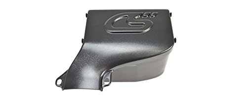 CORKSPORT 2014+ Mazda 3, 2014+ Mazda 6 2.0L or 2.5L - Cold Air Box - Black (AXM-6-120-10) CorkSport Mazda Performance