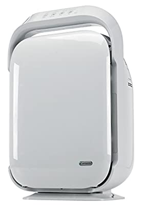 GermGuardian AC9200WCA Hi-Performance True HEPA Ultra-Quiet Air Purifier System with UV-C and Odor Reduction, 27 inches
