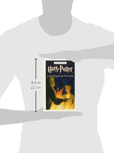 Harry Potter y las Reliquias de La Muerte: Amazon.es: Rowling ...