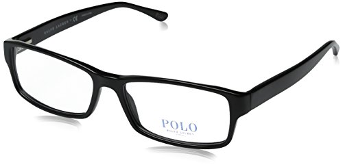 Polo Ralph Lauren Eyeglasses PH 2065 Black 5001 - Glasses Polo Prescription