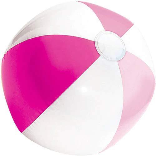 ToyPlaya 3XPACK Pink & White Beach Ball Pool Toys & Games -