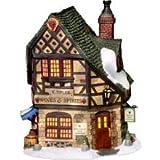 Dept 56 Dickens' Village - E. Tipler Agent for Wines & Spirits
