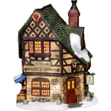 Dept 56 Dickens' Village - E. Tipler Agent for Wines & Spirits by Department 56