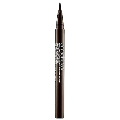 Smashbox Limitless Waterproof Liquid Liner Pen - Dark Brown 0.02oz (6g)