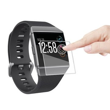 Fitness Wellness - Hd Watch Screen Protector Protective Water Film Anti-Scratch For Fitbit Ionic - 1PCs