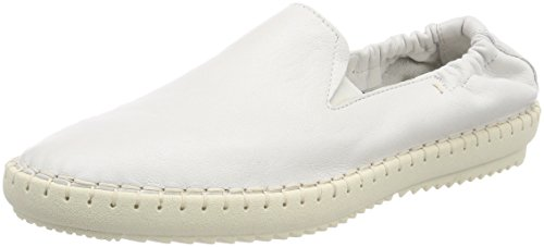 Women's Ethnic Loafers White 70 camel active ZE5qWRfw