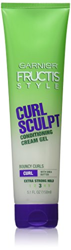 Garnier Fructis Style Curl Sculpt Conditioning Cream Gel, Cu
