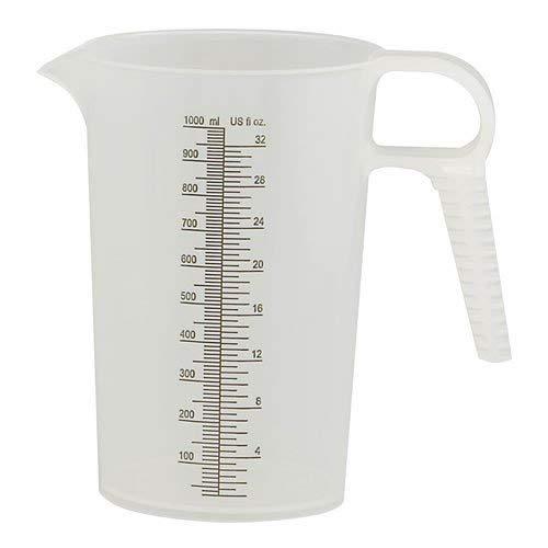 Toysdone 32 oz. Accu-Pour PP Measuring Pitcher (1 Pitcher) (Standard)