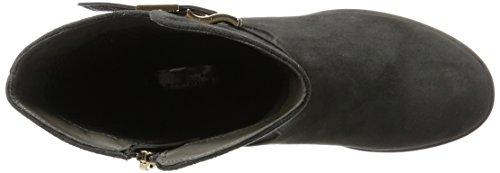 XTI Damen 030444 Biker Boots Grau (Grey)