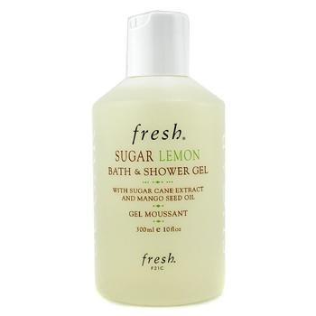 Fresh Sugar Lemon Bath & Shower Gel 300ml/10oz