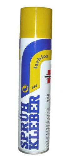 Colla spray–Spray incolore Stoffkontor