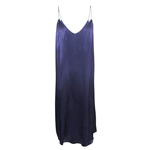 Blaque Label Womens V-Neck Tank Dress Navy Medium