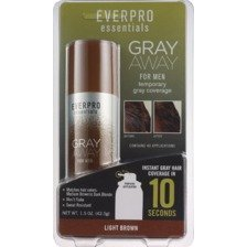 Gray away light brown