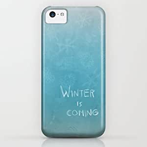 Society6 - Winter Is Coming iPhone & iPod Case by Sarajea