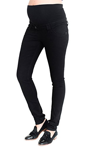 Maternity Black Available Over Slim Lengths 3 Bump Pregnancy 8 Skinny The 22 Denims Leg in Sizes Jeans CqfwfgT