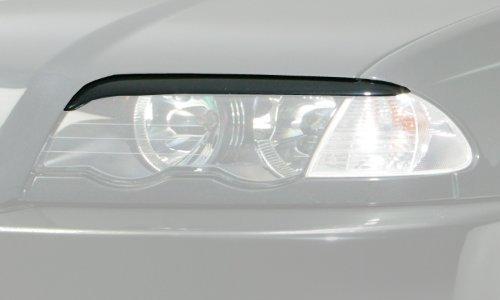 Scheinwerferblenden 3-serie E46 Limousine/Touring -2002 (ABS) RDX-Racedesign RDSB012