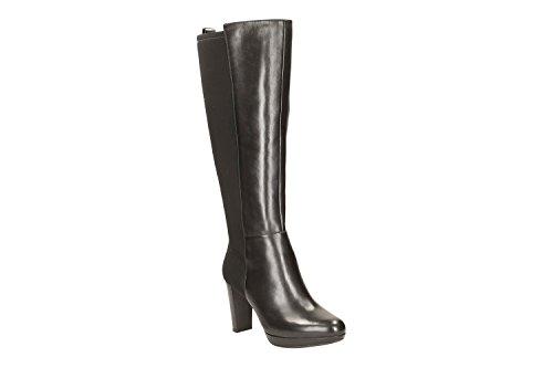 Clarks Kendra Glove - Botas altas para mujer negro