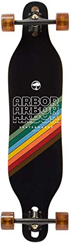 Arbor Axis 37 Flagship Limited Complete Longboard (Arbor Longboard Snowboard)