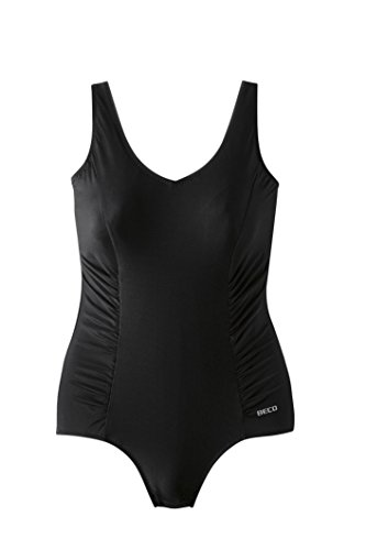 D Cup Swimming Costumes (BECO Women's Swimming Costume D-Cup Basics)