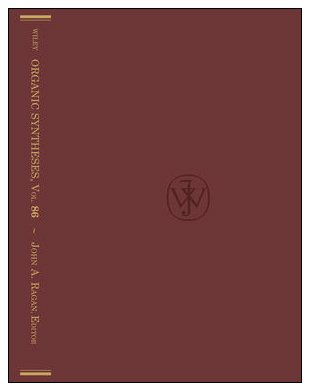 Organic Syntheses, Volume 86