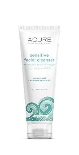 ACURE Sensitive Facial Cleanser, 4 Ounce