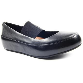 efc5c8c2044d Fitflop Due Mary Jane Ladies Leisure Shoes Black 6  Amazon.co.uk  Shoes    Bags