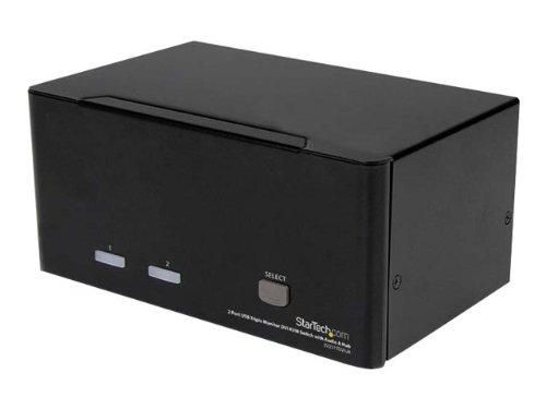 StarTech com Triple Monitor Switch Audio