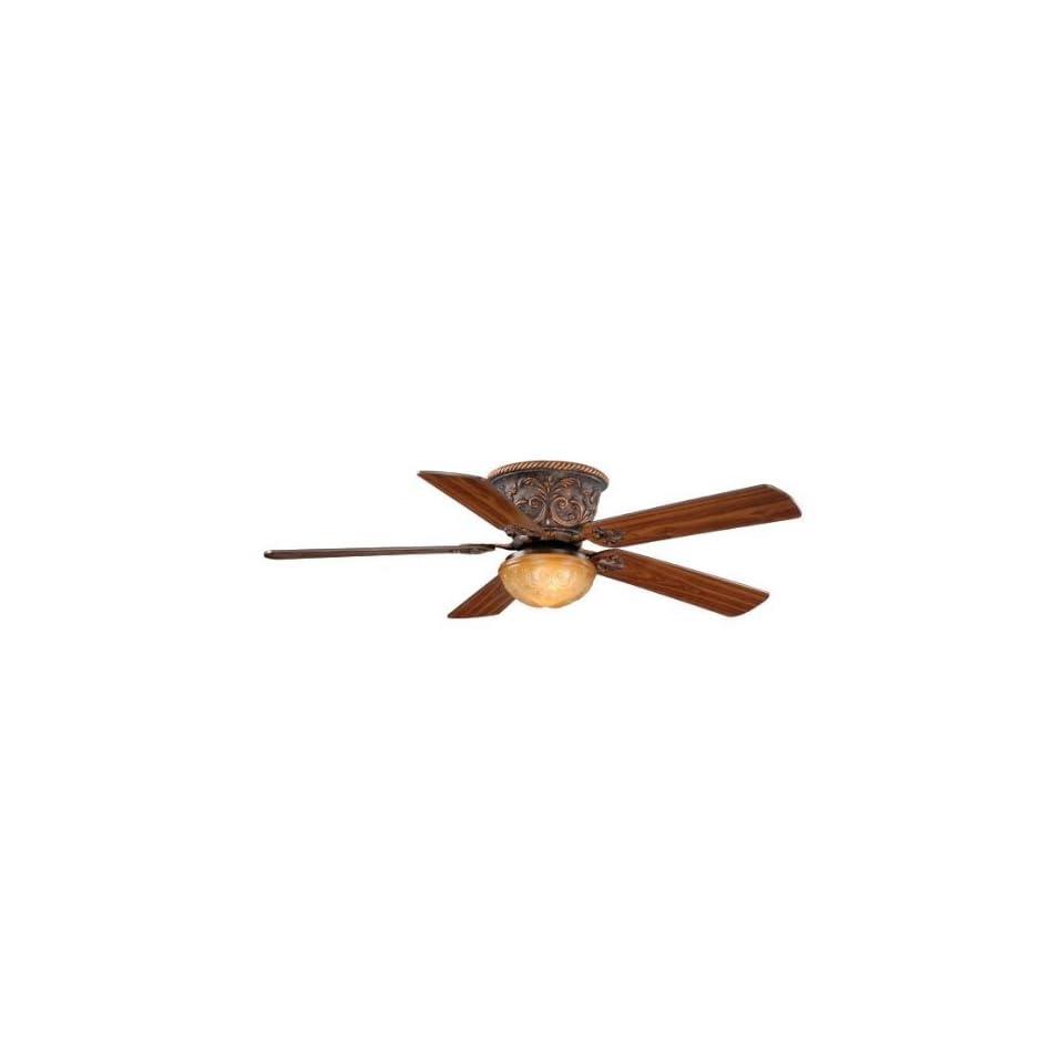 FN52317AR Corazon 5 Blade Indoor Ceiling Fan in Aged Bronze FN52317AR