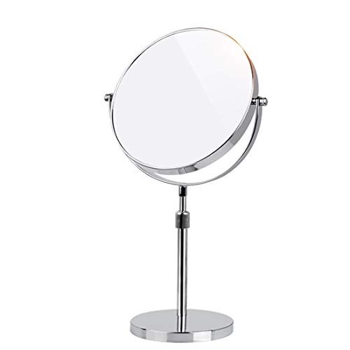 ICREAT Makeup Mirror with Magnification, 3X Magnifying Mirror, 8-Inch Double Sided Vanity -