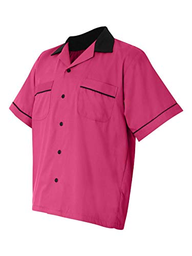 Hilton Bowling Retro Gm Legend (Pink_Black) (XL)