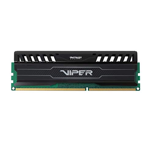 Patriot Viper 3 Series DDR3 8GB 1600MHz (PC3 12800) Memory Module PV38G160C0